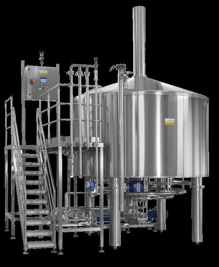 impianto produzione whisky