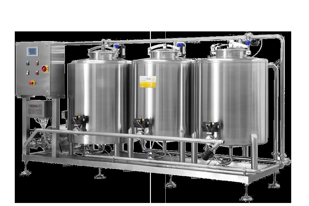 Cip Cleaning In Place Beer Brewing System Easybrau