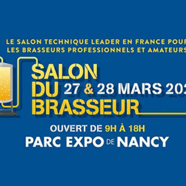 Salon du Brasseur 2020