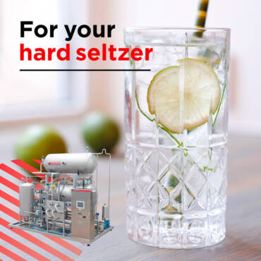 Water, bubbles, alcohol and fruit aromas: what are we talking about? Hard Seltzer!